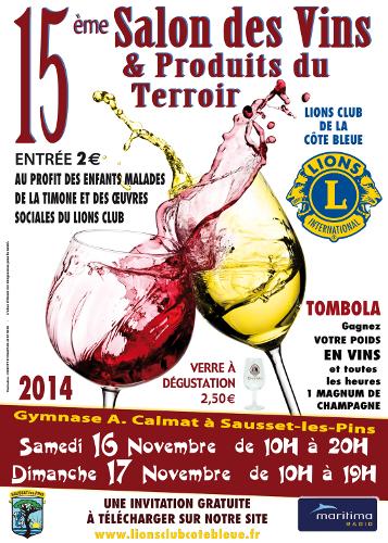 Salon des vins et des produits du terroir sausset - Salon des vins ampuis ...