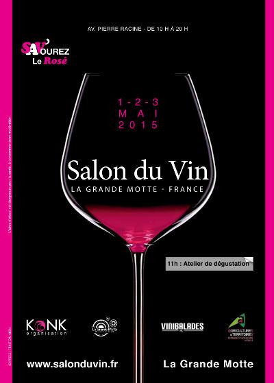 Salon du vin de la grande motte la cave thrace vins de for Salon du vin versailles